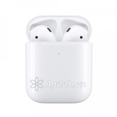 Tai nghe Apple Airpods 2 Wiless charging case
