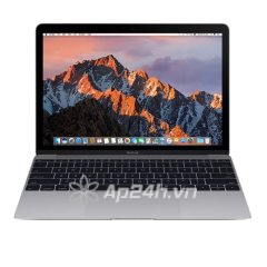 "The New Macbook 2015 - MJY32 - 12""/ Core M 1.1 / Ram 8GB / SSD 256GB ( Space Gray ) Like New"
