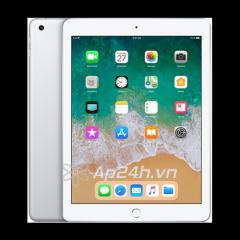 iPad Gen 6 WiFi + 4G 32GB Silver MR6P2- 2018 (Hàng chính Hãng)