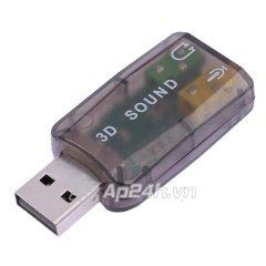 USB sound 3D